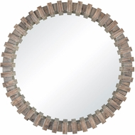 Sterling 3183-021 Flywheel Burnt Grey Wall Mirror