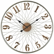 Sterling 3205-003 Moriarty Retro Wall Clock