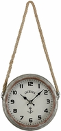 ELK Home 3205-009 Somers Point Vintage Salvaged Metal Wall Clock