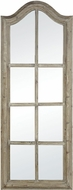 Sterling 351-10599 Quartier Salvaged Grey Oak Wall Mirror