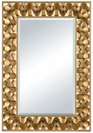 Sterling 5132-024 C�te d'Azur Antique Gold Wall Mirror