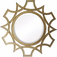 Sterling 55-213 Abberley Antique Wall Mounted Mirror