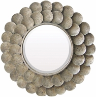 Sterling 55-217 Harolds Muted Silver Wall Mounted Mirror