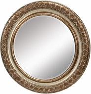 Sterling 6050395 Cocktail Copper & Silver Wall Mounted Mirror