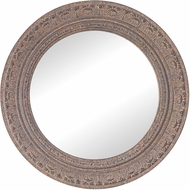 Sterling 6100-028 Messina Rust Wall Mounted Mirror
