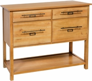 Sterling 7011-1574 Gross Pointe Weathered Oak Chest