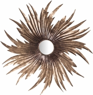 Sterling 7159-082 Louise Contemporary Battery Bronze Wall Mirror