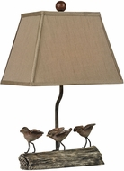 Sterling 93-19300 Altura Country Cream Undertones With Grey And Black Antiquing Lighting Table Lamp