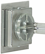 Tech 2INSQDIRPWRFEED 2 Inch Square Direct-End Feed for Monorail Lighting System