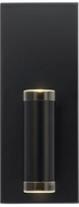Tech 700BCDBS1B-LED930 Dobson II Modern Matte Black LED Sconce Lighting