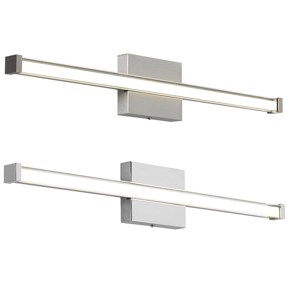 Tech 700BCGIAR Gia Contemporary LED Bathroom Lighting Fixture - TCH ...