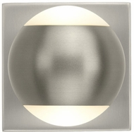 Tech 700BCOKO1S-LED930 Oko Modern Satin Nickel LED Wall Sconce