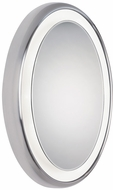 Tech 700BCTIGO Oval Tigris Mirror with Halogen Lighting