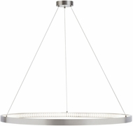 Tech 700BOD48S-LED930 Bodiam Contemporary Satin Nickel LED 48  Pendant Light Fixture