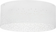 Tech 700FMCSDW-LED930 Crossblend Modern Matte White LED Ceiling Light