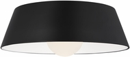 Tech 700FMJNIB-LED930 Joni Contemporary Matte Black LED Ceiling Light Fixture