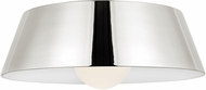 Tech 700FMJNIN-LED930 Joni Modern Polished Nickel LED Flush Lighting