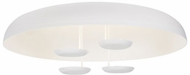 Tech 700FMPLR39W-LED930 Plura Contemporary White LED Flush Mount Lighting