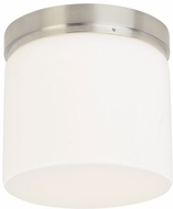 Tech 700FMTBR6S-LED930 Tambura Contemporary Satin Nickel LED Ceiling Light