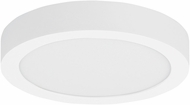 Tech 700FMTNRR10W-LED930 Tenur Contemporary Matte White LED 10  Flush Mount Lighting