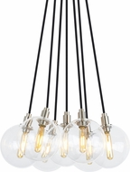 Tech 700GMBMP7 Gambit Modern LED Multi Lighting Pendant