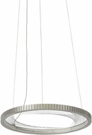 Tech 700INT18S-LED827 Interlace Modern Satin Nickel LED 18  Pendant Lighting Fixture