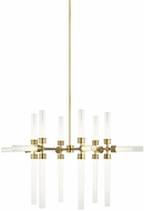 Tech 700LNG18 Linger Contemporary LED Hanging Chandelier