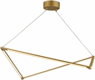 Tech 700LSBLTG-LED930 Balto Contemporary Satin Gold LED Island Lighting