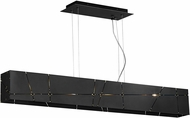 Tech 700LSCRSS-LED Crossroads Modern Steel LED 46  Island Lighting