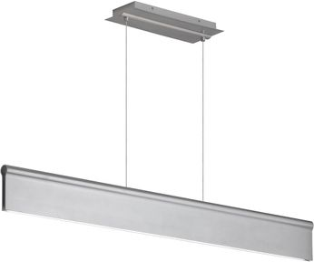 Tech 700LSORXI-LED Ortex Modern Silver LED Kitchen Island Light