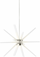 Tech 700PHT34S-LED930 Photon Contemporary Satin Nickel LED Lighting Chandelier