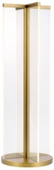 Tech 700PRTSRHENB-LED927 Rohe Modern Natural Brass LED Table Lamp
