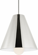 Tech 700TDJNIN-LED930 Joni Modern Polished Nickel LED Ceiling Pendant Light