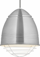 Tech 700TDLOFAWW Loft Modern Brushed Aluminum Mini Ceiling Pendant Light
