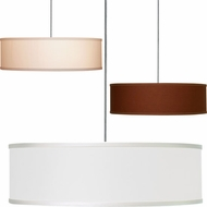 Tech 700TDMULP 2 Thousand Degrees Mulberry Modern Pendant, Line Voltage