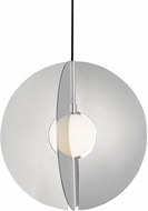 Tech 700TDOBLRN Orbel Modern Polished Nickel LED Pendant Lamp