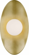 Tech 700WSJNI13R-LED930 Joni Modern Aged Brass LED 13  Wall Mounted Lamp