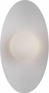 Tech 700WSJNI16BW-LED930 Joni Modern Matte Black / Matte White LED 16  Wall Lighting Fixture