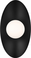 Tech 700WSJNI20BB-LED930 Joni Modern Matte Black LED 20  Wall Sconce Light