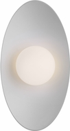 Tech 700WSJNI20BW-LED930 Joni Contemporary Matte Black / Matte White LED 20  Wall Sconce