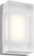 Tech 700WSMLY7C-LED930 Milley Contemporary Chrome LED Lamp Sconce