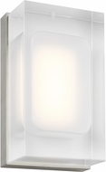 Tech 700WSMLY7S-LED930 Milley Contemporary Satin Nickel LED Wall Light Fixture