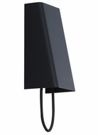 Tech 700WSPLLGBB-LED Pull Large Modern 12 Inch Tall Wall Sconce Light Fixture