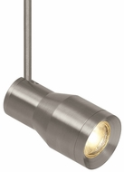 Tech ACE-HEAD-SATIN-NICKEL Ace Contemporary Satin Nickel LED Low Voltage Track Lighting Head