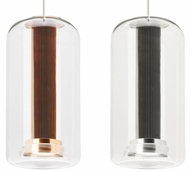 Tech Amira Modern LED Line Voltage Mini Pendant Light