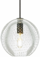 Tech BULLE-PENDANT-CLEAR Bull� Modern Xenon Low Voltage Mini Ceiling Light Pendant
