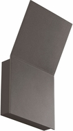 Tech Leev Modern Bronze LED Exterior Wall Sconce Lighting