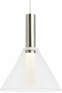 Tech MEZZ-PENDANT-CLEAR Mezz Contemporary LED Low Voltage Mini Hanging Lamp