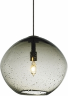 Tech MINI-ISLA-PENDANT-SMOKE Mini Isla Contemporary Xenon Mini Pendant Lamp