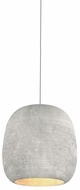 Tech MINI-KARAM-PENDANT Karam Contemporary LED Mini Pendant Hanging Light